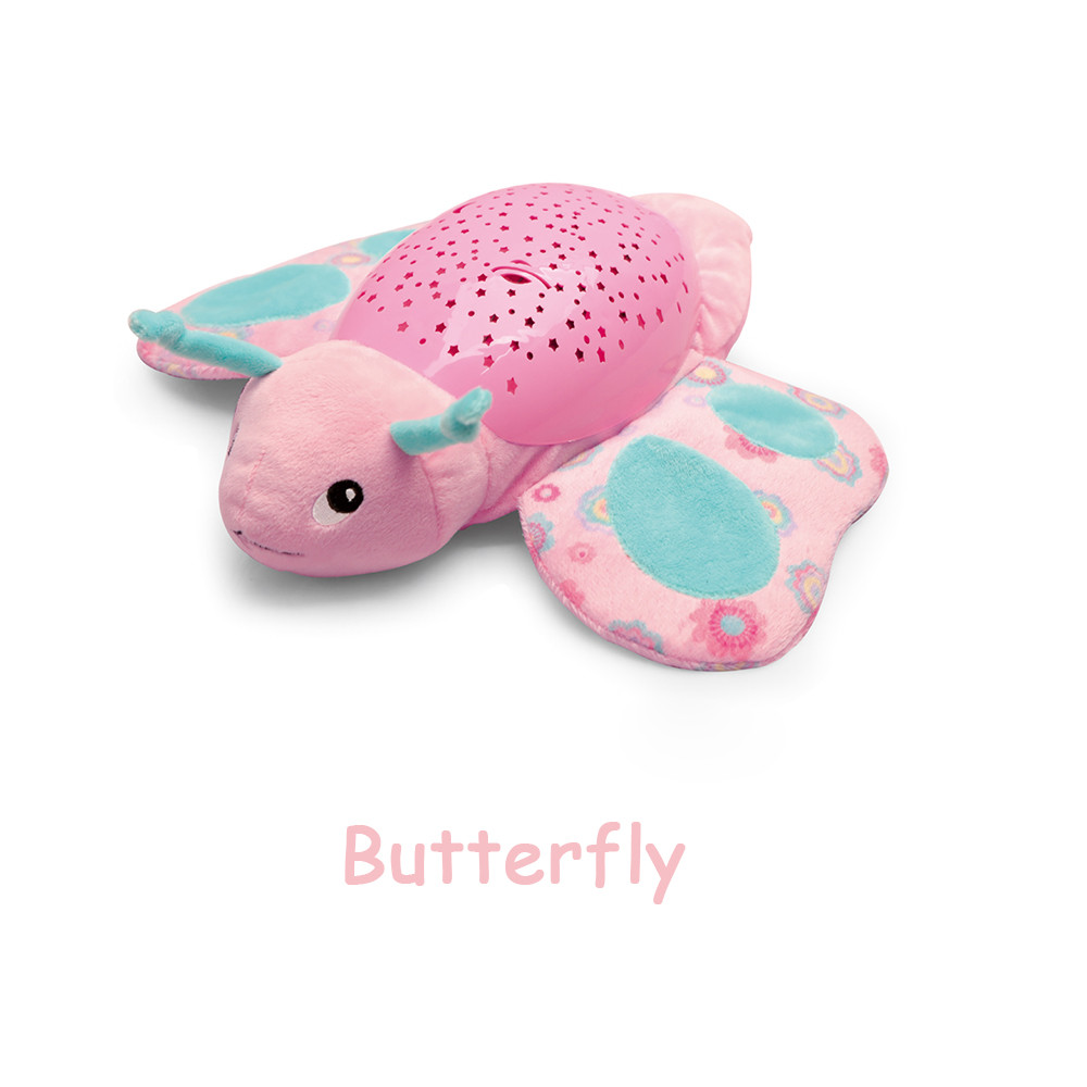 Нічник з проектором Метелик