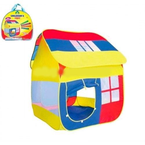 Палатка детская 905M Волшебный домик в сумке