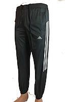 Спортивные брюки плащевка,на подкладке.размер 38-44 adidas