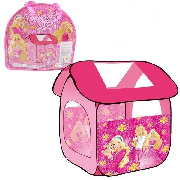 Палатка детская Принцессы в сумке 114*102*112