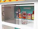 Інтерактивна велика кухня Кухня з посудом, продуктами, водою, звуком і світлом, фото 3