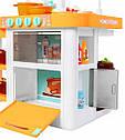 Інтерактивна велика кухня Кухня з посудом, продуктами, водою, звуком і світлом, фото 8