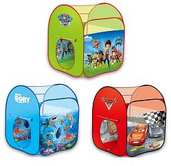Палатка детская домик в сумке 78*78*98 см