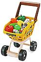 Детский супермаркет 668-77 с кассой, тележкой со звуком, фото 3