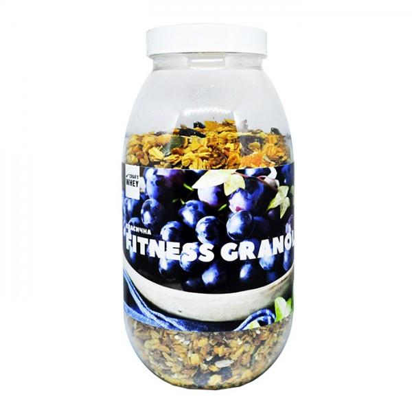 Гранола Fitness Granola классическая Craft Whey 450г