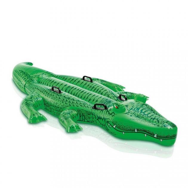 Надувной плот Intex 58546 Крокодил