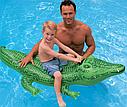 Надувной плот Intex 58546 Крокодил, фото 3