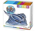 Надувной плотик Intex 57550 «Скат», 188*145 см, фото 4