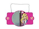 Набор детской косметики в сумочке 77007: лаки для ногтей, помады, тени, румяна, блестки, фото 5