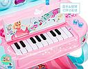 Детское трюмо со стульчиком и пианино с аксессуарами 3315, фото 3