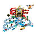 Детский Гараж Мега Парковка, 4 этажа, фото 2