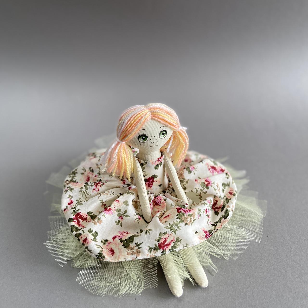 Кукла мягкая игрушка 26 см