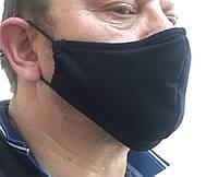 Маска черная на лицо,маска  для рта и носа. . Маска на лицо Пушка Огонь Токсичный 2