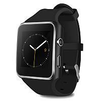 Цифровые, электронные Смарт-часы Smart Watch X6 (Black), фото 1
