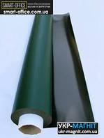 Полимерное железо для изготовления школьных меловых досок зеленое матовое 1200х1000мм, фото 1