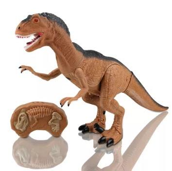 Игрушка Динозавр RS6122 на Р/У Звук Свет