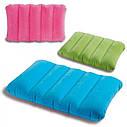 Надувна подушка Intex 68676 (43-28-9 см), фото 2