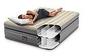 Надувная двуспальная кровать Intex 64164 152х203х51см, фото 3