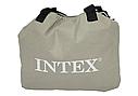 Надувная двуспальная кровать со спинкой Intex 64448 152х236х86см, фото 6