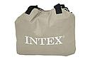 Надувная двуспальная кровать с насосом Intex 64490 152х203х51см, фото 2