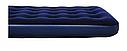 Надувной матрас двухместный Bestway 67003 синий 203х152х22 см, фото 2