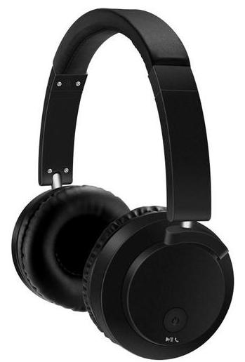 Портативные Bluetooth наушники Recci Morzart series REH-A01 Черные
