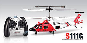 Вертолет на радиоуправлении Syma S111G с гироскопом ОРИГИНАЛ