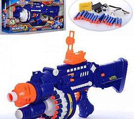 Бластер Автомат SB250 с поролоновыми снарядами