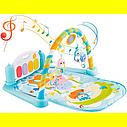 Коврик пианино для младенца 9903 размер 72-45 см, фото 2