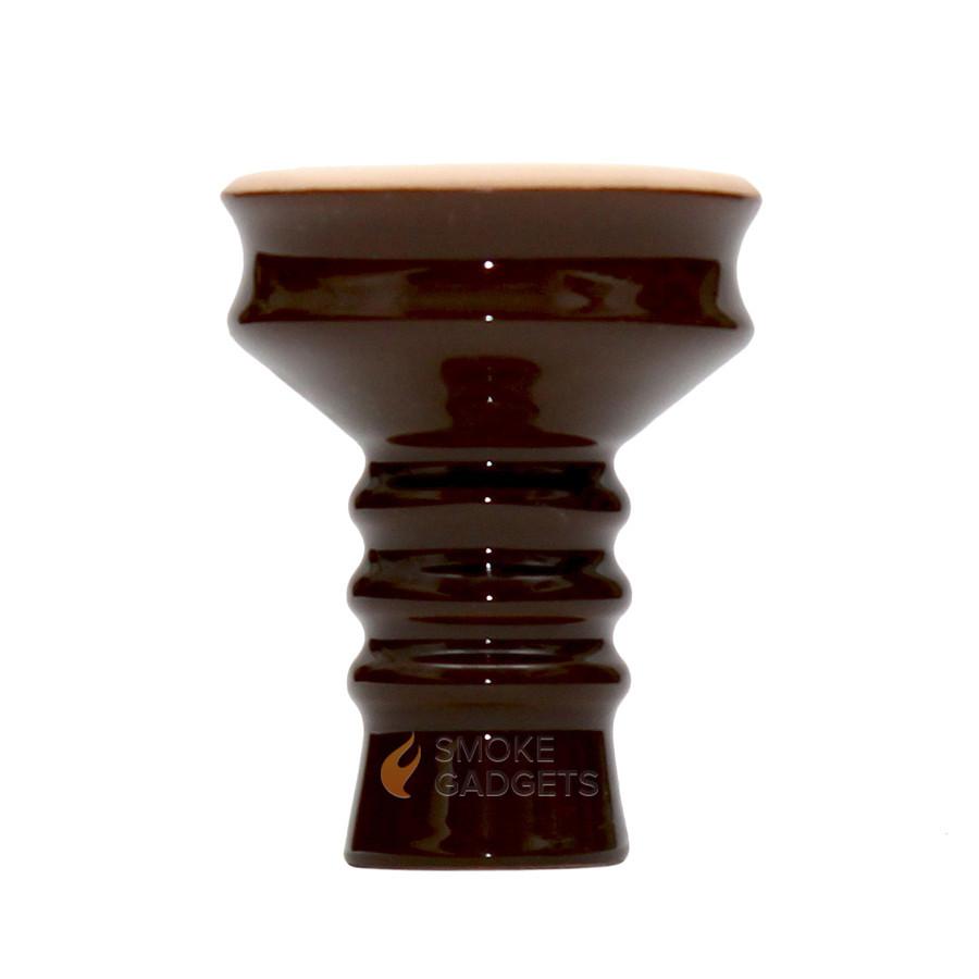 Чаша UPG, коричневая глазурь