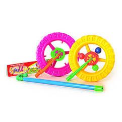 Детская каталка 189 A колесо на палке