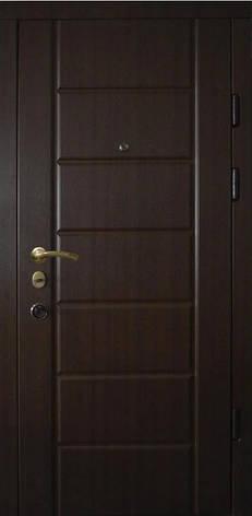 Двери квартирные,Prestige, модель 20-41, 2 замка, рама 110мм, фото 2