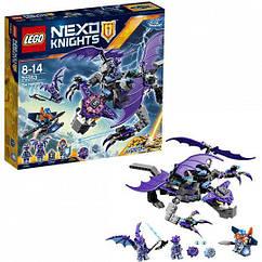 """Конструктор Nexo 10702 """"Летающая Горгулья"""", Lego 70353 (аналог Lego Nexo Knights)"""