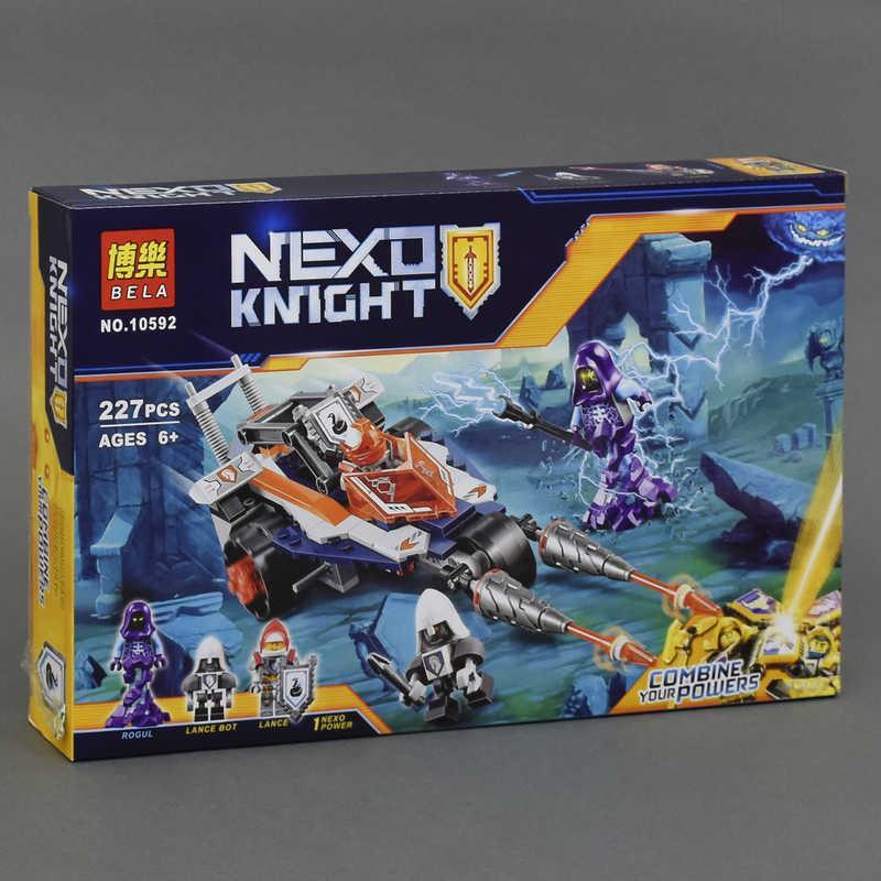 "Конструктор ""NN"" 10592 Аналог Lego Nexo Knights 70348"