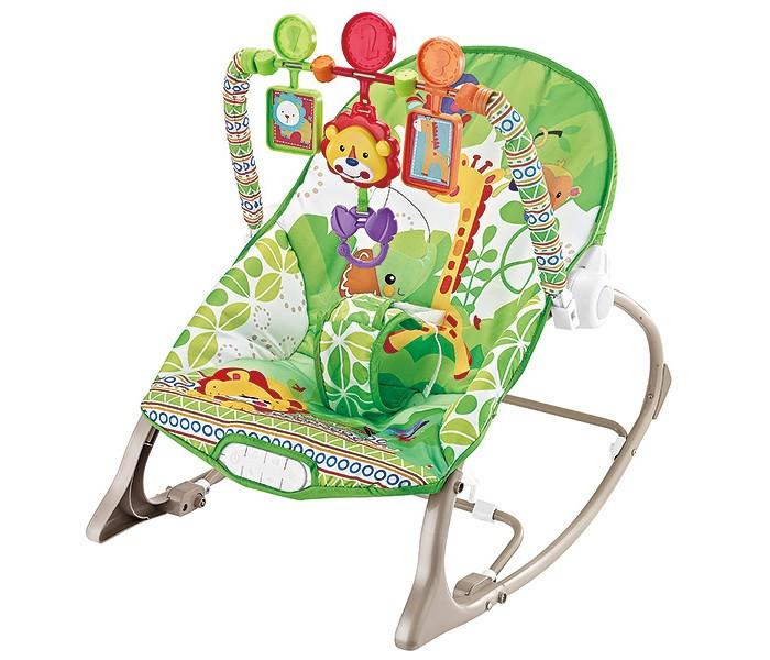 Кресло-качалка Fisher price с вибрацией Infant-To-Toddler Rocker