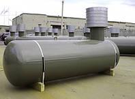 Газгольдеры металлические 100 куб.м.