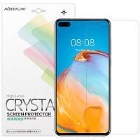 Защитная пленка Nillkin Crystal для Huawei P40