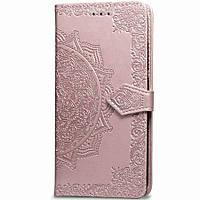 Кожаный чехол (книжка) Art Case с визитницей для Sony Xperia 5