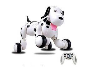 Интерактивная Собака-Робот Smart Dogна Оригинал на радиоуправлении Зумер