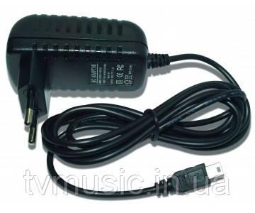 Сетевая зарядка Shuttle AC charger miniUSB 220V