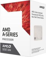 Процессор AMD A6-9400 (AD9400AGABBOX) AM4, 2 ядра, 3.7GHz, Radeon R5 series, L2: 1MB, отсутствует, 65W, BOX