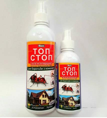 Топ стоп от муравьев и комах 250мл спрей, фото 2