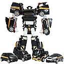 Робот-трансформер 5в1 Тобот Кватран 508 Tobot Quatran, фото 3