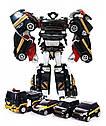 Робот-трансформер 5в1 Тобот Кватран 508 Tobot Quatran, фото 4