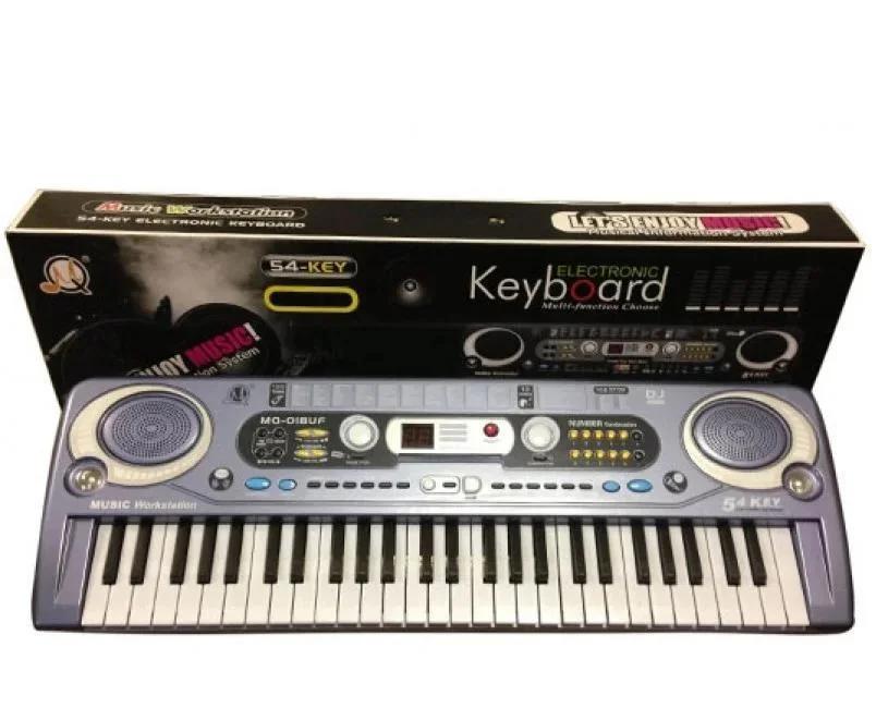 Дитяче піаніно-синтезатор MQ 020FM 54 клавіші