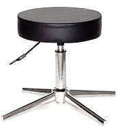 Стул KEY эк черный Modern Base на стопах, мебель для салонов красоты, код 10945