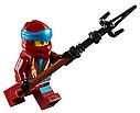 """Конструктор Bela 11162 (Аналог Lego Ninjago 70668) """"Штормовий винищувач Джея"""" з фігурками 524 деталі, фото 9"""