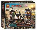 Конструктор Bela Ninja 10941 Порт Ниндзяго Сити 3635 деталей Аналог Lego Ninjago 70657, фото 3