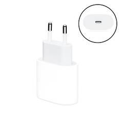 Зарядное устройство USB-C 18Вт для iPad Pro 11, 12.9