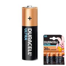 Батарейка AA LR6 Duracell Ultra щелочная 1.5В